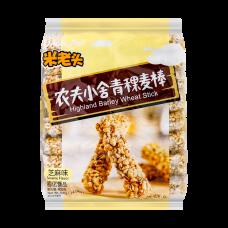 Rice Sticks Highland Barley Sesame Flavor 400g