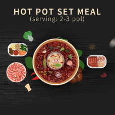 Hot Pot Combo (2-3 people)