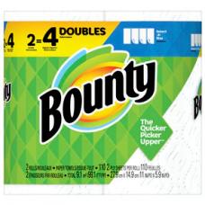Bounty Double Plus
