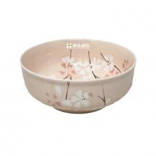 "7.75""Sakura Bowl-Pink Cherry Blossom"