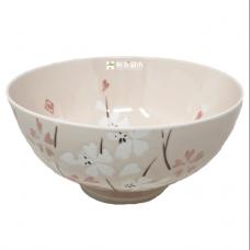 "8""Rice Bowl-Pink Cherry Blossom"