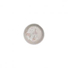 """3.87""""Sakura Sauce Dish-Pink Cherry Blossom"""