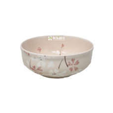 "6.75""Sakura Bowl-Pink Cherry Blossom"