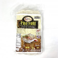 Cana Vietnamese Rice Noodles,Pho, Large Package 2lb