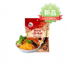 tomato flavored luo si rice noodle