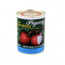 pg lychee in heavy syrup 565g