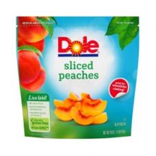 Dole Sliced Peaches 14oz