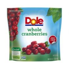 Dole Whole Cranberries 14oz