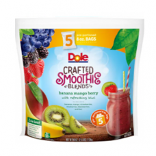 Dole Crafted Smoothies Blends 40oz