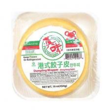 TM HK Dumpling Wrapper 16oz