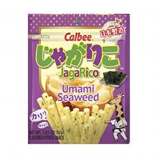 Calbee Jagarico Umami Seaweed Flavor 52g
