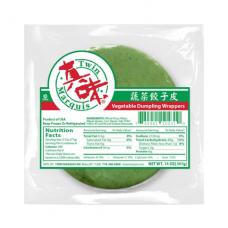TM Vegetable Dumpling Wrapper 14oz