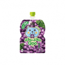Qoo Jelly Drink Grape Flavored 125g