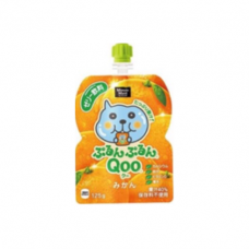Qoo Jelly Drink Orange Flavored 125g