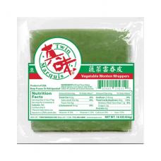 TM Vegetable Wonton Wrapper 14oz