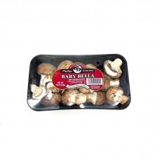 1 Box of Phillips Gourmet Baby Bella 0.6lb