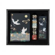 Kongshanghe NoteBook Gift Set Black