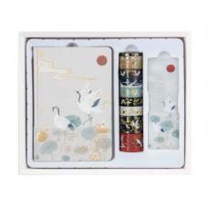 Kongshanghe NoteBook Gift Set White