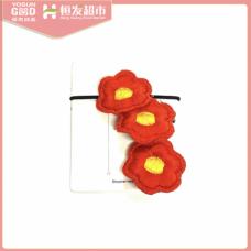 Jackson Yee Red Flower Hair Band & Hair Pin (YoSun Good)