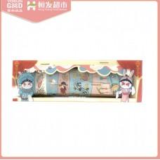 YoSung Chinese style opera rabbit tape 8 rolls